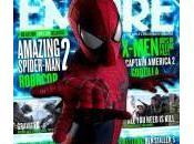 Amazing Spider-Man portada revista Empire