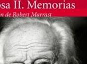 Rafael Alberti. Prosa Memorias