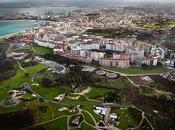 Nuestro barrio. foto aérea Raúl Lamoso