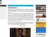 """Entrevista sobre """"Jesucristo cine"""" televisión Marbella"""