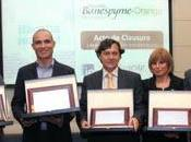 Ganadores VIII edición para emprendedores Banespyme Orange.