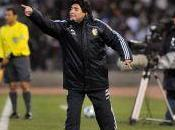 desprolija lista Diego para jugar ante Jamaica