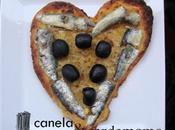 Valentín Coca-Pizza Sardinas Aceitunas