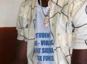 Rambo, ex-niño soldado Sierra Leona
