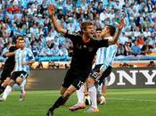 Alemania aplastó selección Argentina