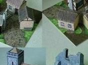 Papercraft Villa Medieval