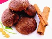 Galletitas canela chocolate