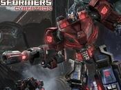 Escudriñando Transformers: guerra Cybertron