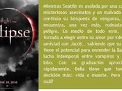 Eclípse; Stephenie Meyer