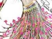 Shakira lució vestido Cavalli final