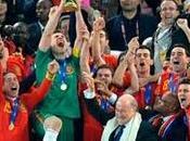 España, campeona mundo fútbol. Sensaciones