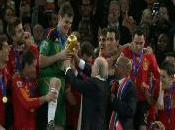 España Campeona Mundo: momentos final