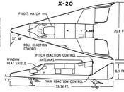 X-20A Dyna-Soar: trasbordador 1957