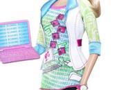 Barbie, ahora ingeniera informática reportera televisión