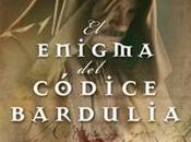 enigma Códice Bardulia Álvaro Moreno
