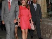 look Princesa Letizia directores Instituto Cervantes