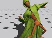 Investigadores crean simulación casi perfecta movimientos tela #Vídeo