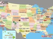 Series rodadas EEUU estados