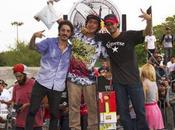 Emlio Fernández campeón absoluto Bull Calderas Monterrey