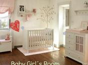 Baby girl´s project room