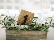 Decora boda ramas olivo