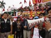 Ultras villaranistas marcharan semana