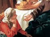 Betania, Marta María: escena doméstica Jesús