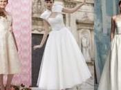 Vestido novia estilos 1920 1960 para boda vintage. FOTOS