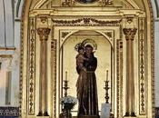 Iglesia Buenaventura (10): retablo Antonio Padua.