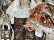 Iglesia Buenaventura (8): retablo Virgen Carmen.