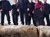 Luar Lubre, Musgaña Eliseo Parra Septeto, Festival Folk Tránsitos Galileo madrileño