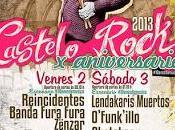 Castelo Rock 2013: Reincidentes, Lendakaris Muertos, O'Funk'illo, Trapos Sucios, Zënzar...