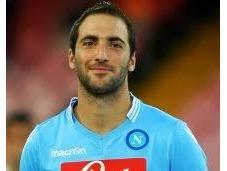 Higuaín presentado Napoli