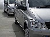primeros taxi Vito Shuttle adaptados Dhabi