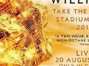 gira Robbie Williams llega cines europeos agosto