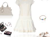 pongo. Vestido blanco ibicenco