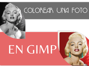 Como colorear fotos antiguas GIMP