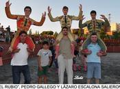 Feria espiel: exitosa novillada picadores
