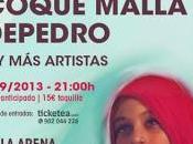 Vetusta Morla, Coque Malla, Depedro artistas tocarán Sáhara Madrid