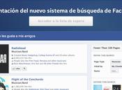 Graph Search Facebook disponible inglés para todos E.U.A.