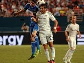 Xabi Alonso Coentrao fueron saludar Mourinho concluir partido
