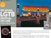 Sebastián promociona como destino cultural LGTB través Festival Cine