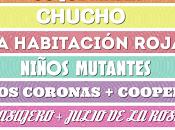 Festival Europa 2013: Coque Malla, Habitación Roja, Chucho, Niños Mutantes, Coronas, Cooper...
