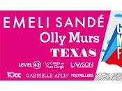 Gibraltar Music Festival 2013: Emeli Sandé, Texas, Olly Murs, Level Oreja Gogh, Lawson...