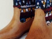 "Kelim boots, ""sabah ibiza"""