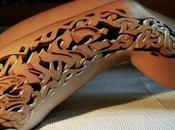 Tatuajes efectos ópticos asombrosos sobre piel (FOTOS)
