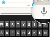 Whatsapp actualiza para enviar mensajes