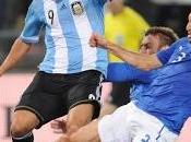 Argentina ganó italia estadio olímpico roma
