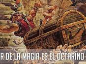 Reseña: color magia Terry Pratchett