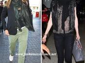 Jennifer Aniston Nicole Kidman viaje. Elige look